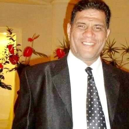 الكاتب إبراهيم حسانين