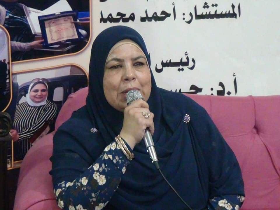 الروائية انتصار ربيع عبد الحميد