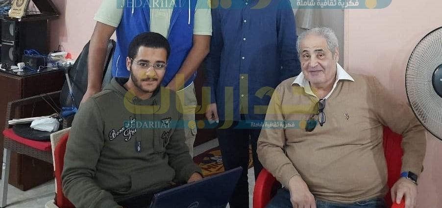 د. نبيل فاروق - ووسيم الزاهد