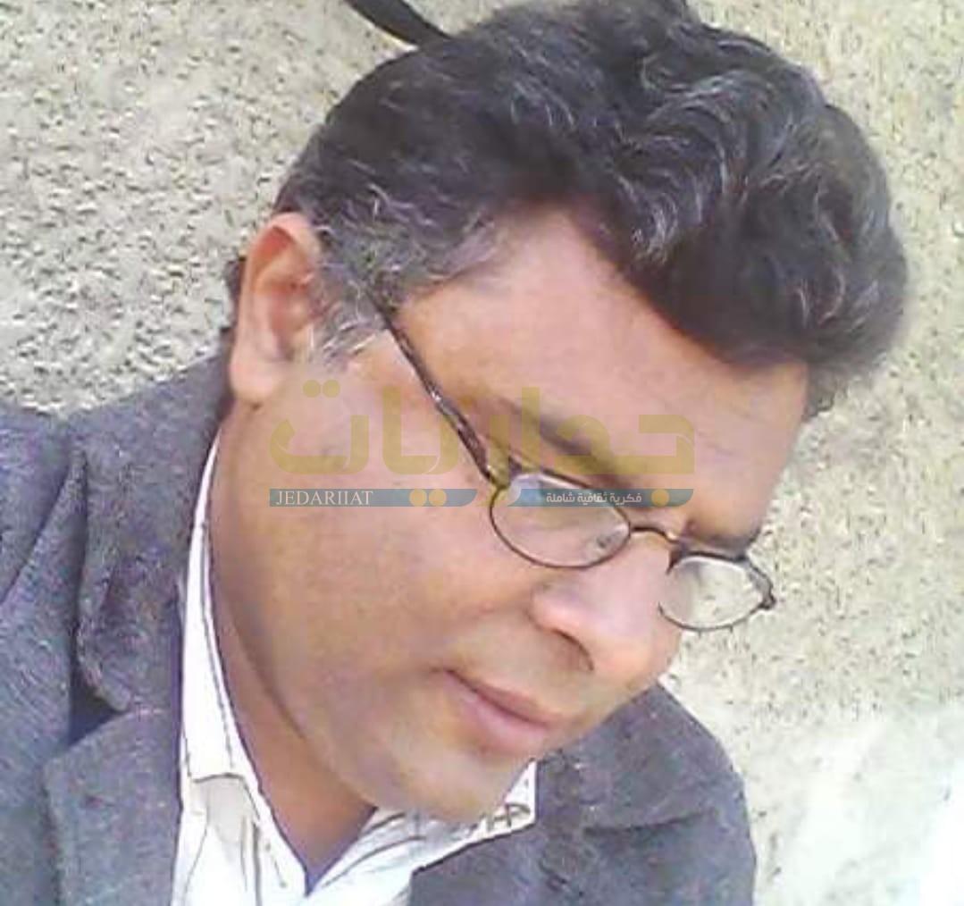 الكاتب مصطفى البلكي