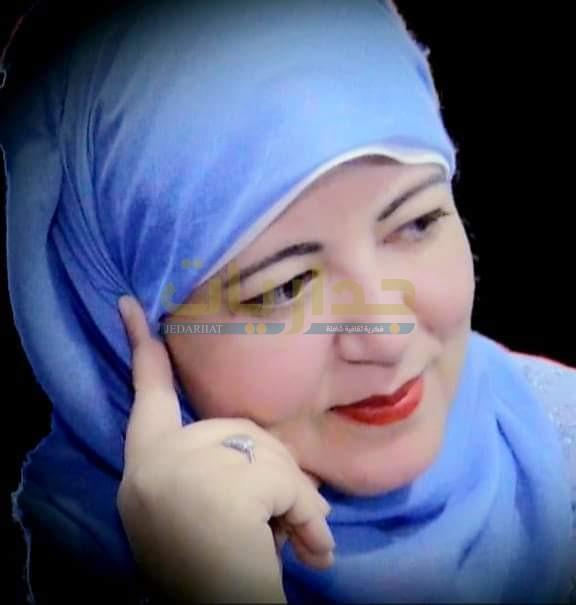الكاتبة راوية حسين