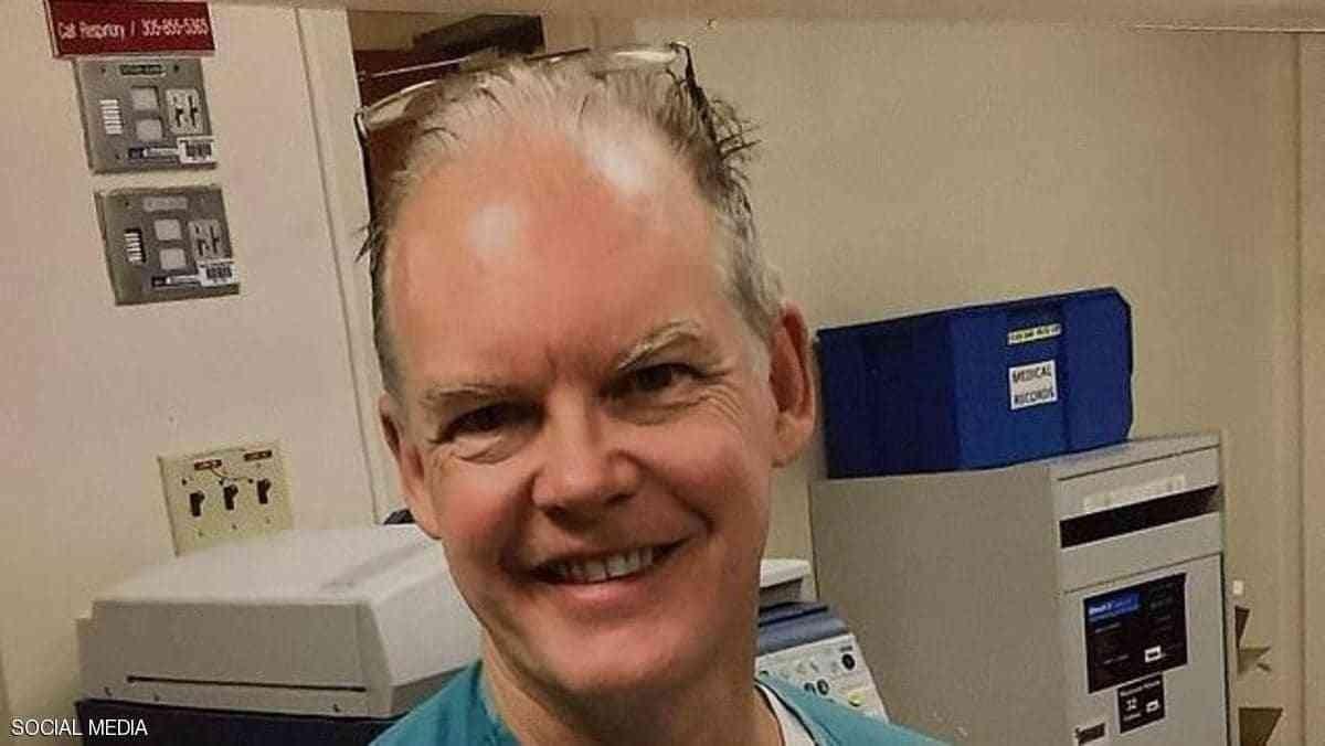 الطبيب غريغوري مايكل