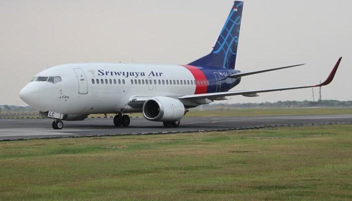 طائرة سريويجايا إير
