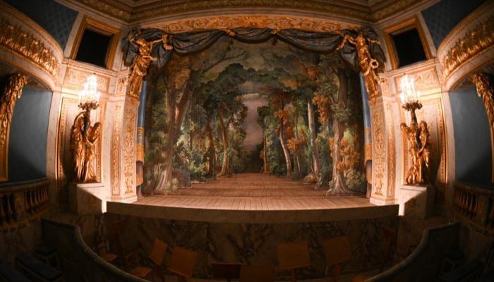 مسرح ماري أنطوانيت في قصر فرساي
