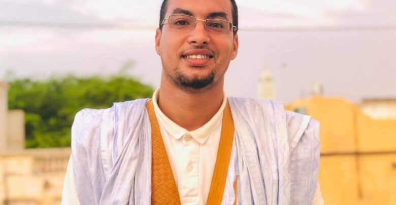 الكاتب محمد المصطفى الطلبة