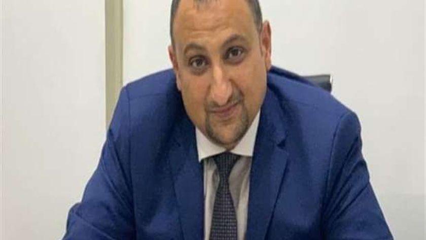 حسام المصري - مستشار رئيس الوزراء