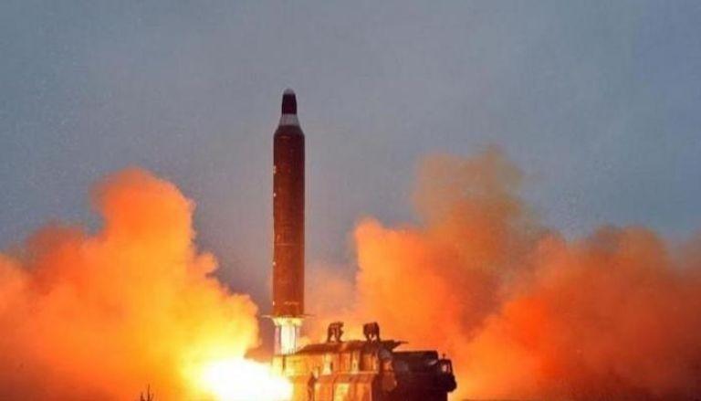 صاروخ باليستي لكوريا الشمالية