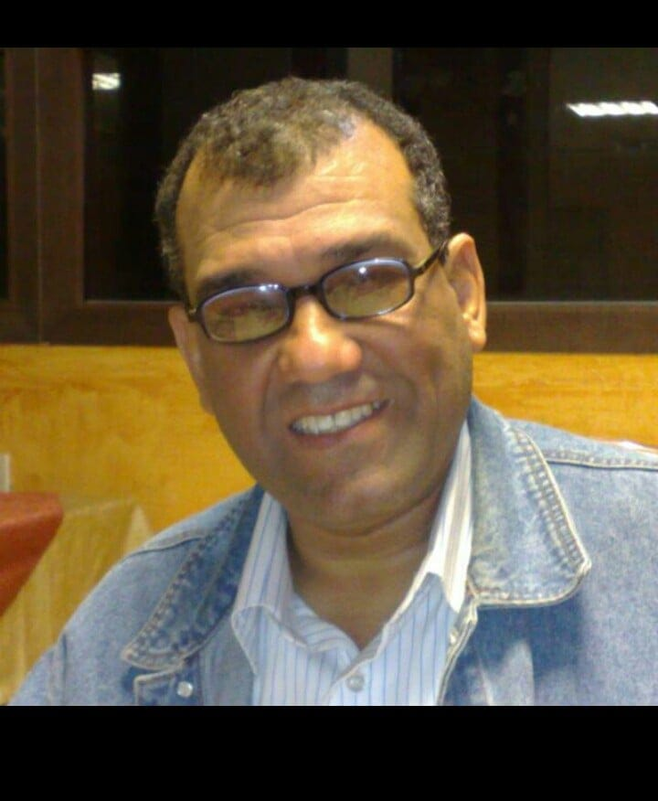 الدكتور منير فوزي رئيس اتحاد كتاب مصر فرع المنيا