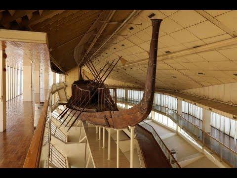 صورة لسفينة خوفو