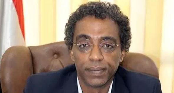 الدكتور أحمد عواض، رئيس الهيئة العامة لقصور الثقافة،