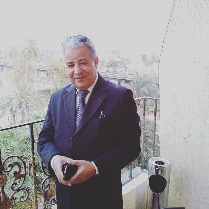 الشاعر والكاتب عمارة إبراهيم