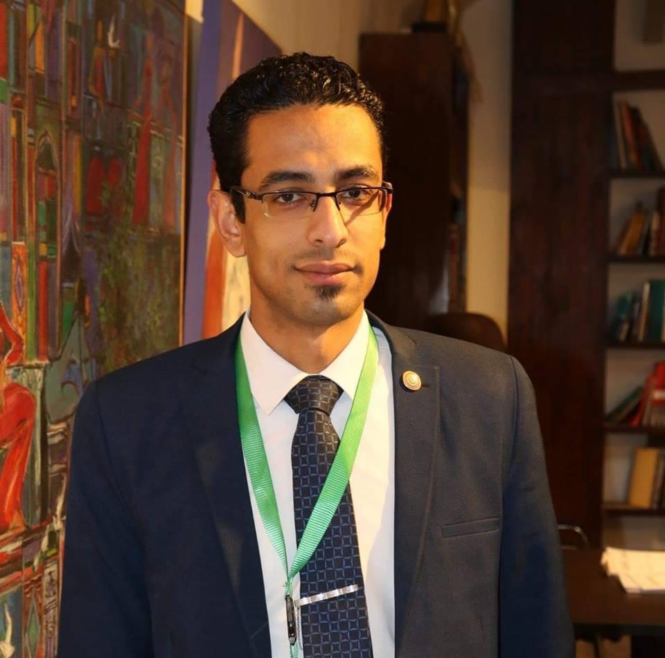 الباحث الاجتماعي الدكتور مصطفى يسري عبد الغني