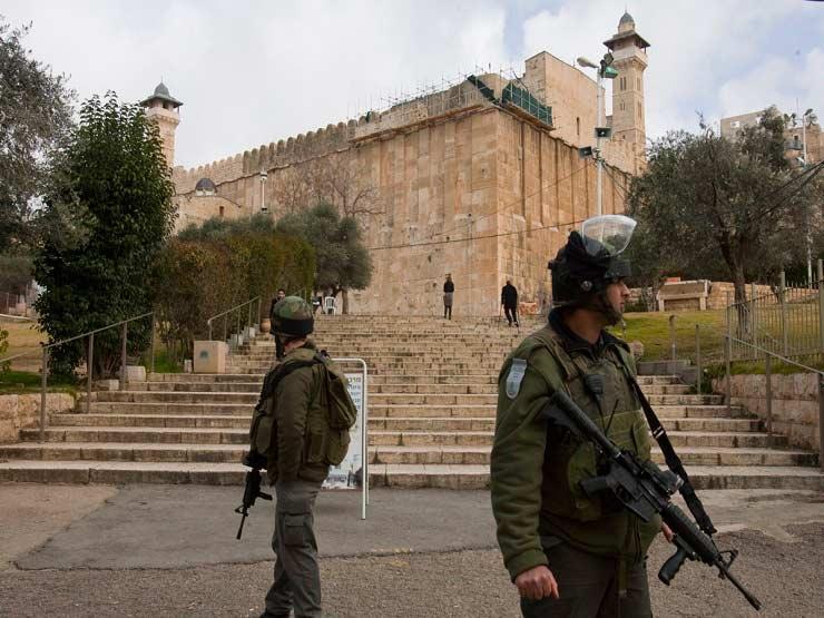 الحرم الإبراهيمي تحت الاحتلال