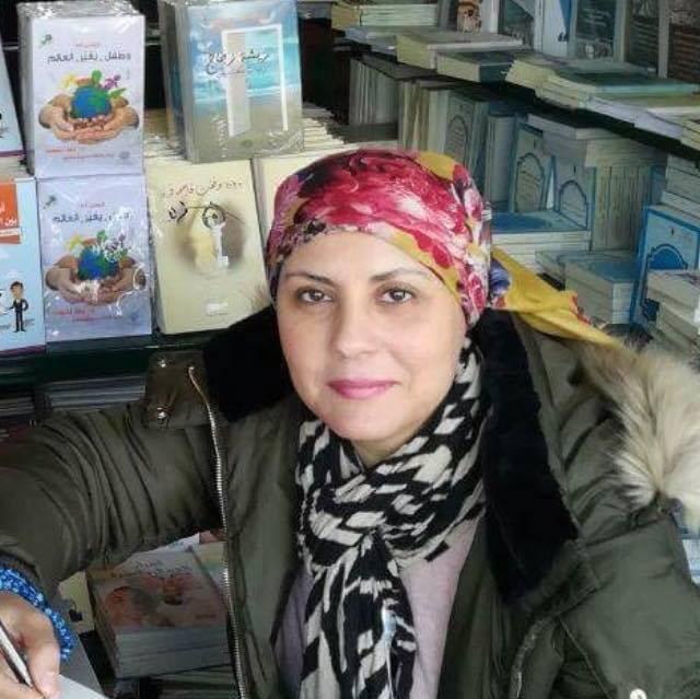 الكاتبة شاهيناز الفقي