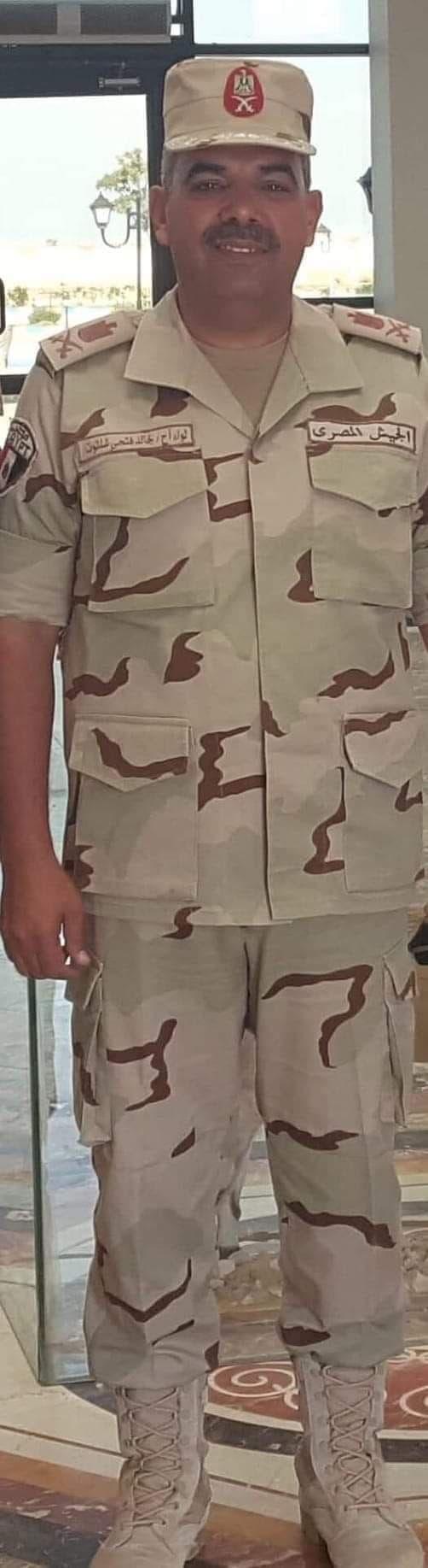 اللواء أركان حرب خالد شلتوت،
