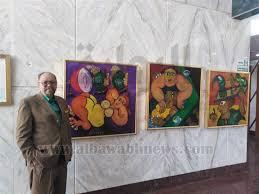الفنان مصطفى يحيى