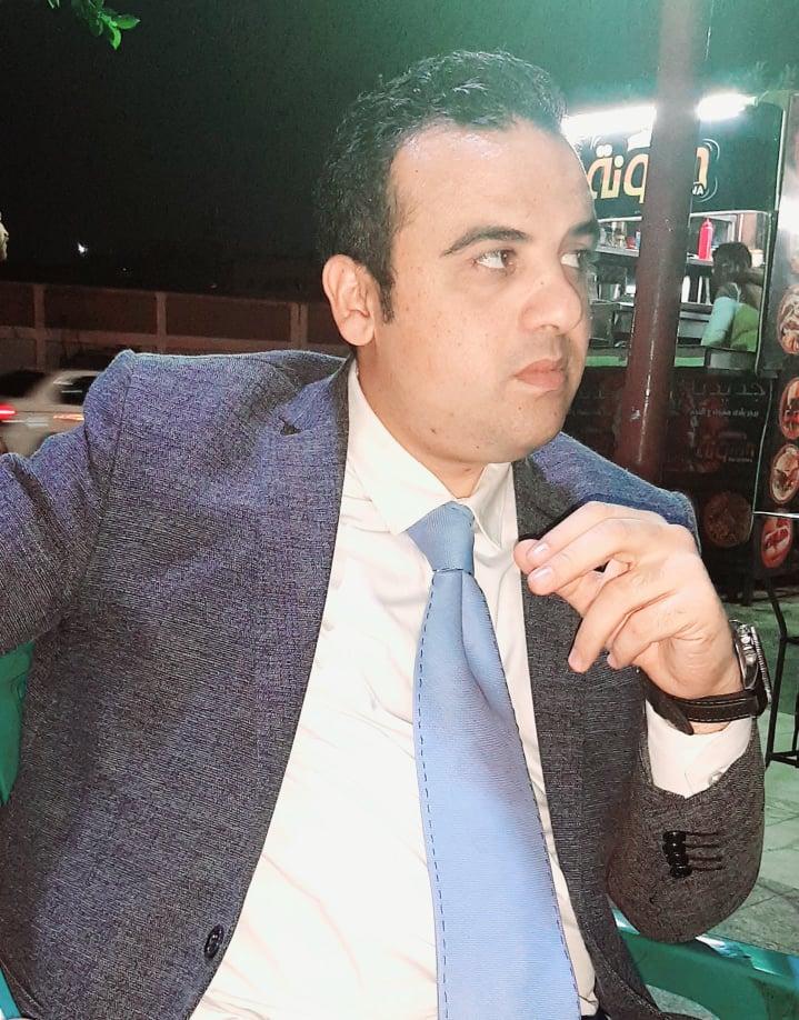 أحمد بدر نصار ..صحفي وروائي