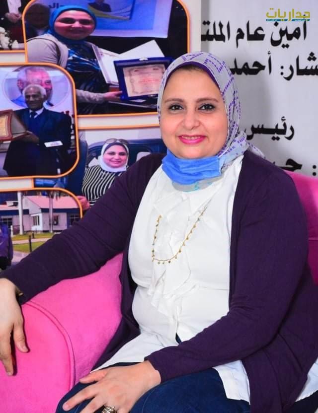 الكاتبة غادة صلاح الدين