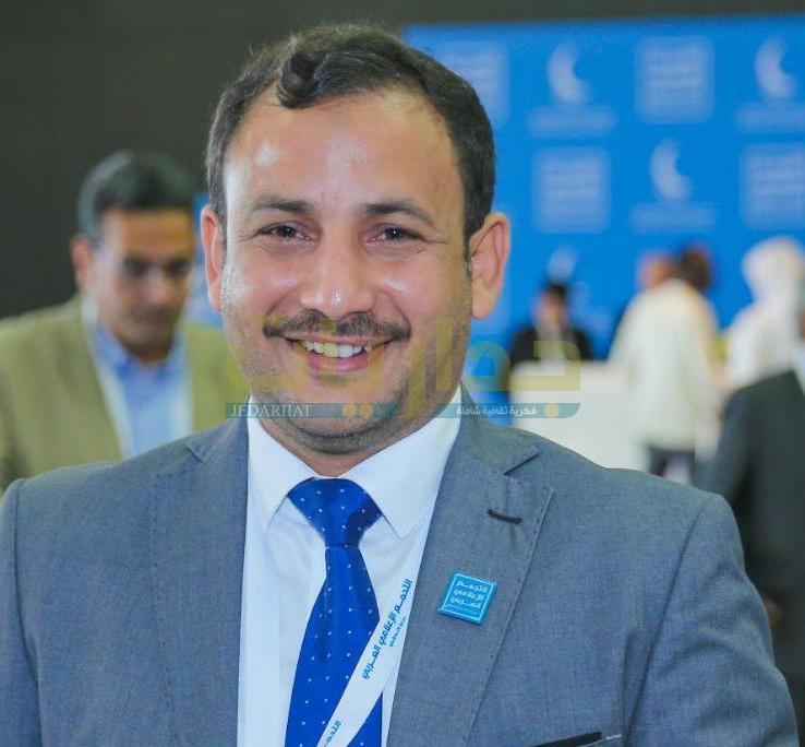 الإعلامي محمود أبو حبيب