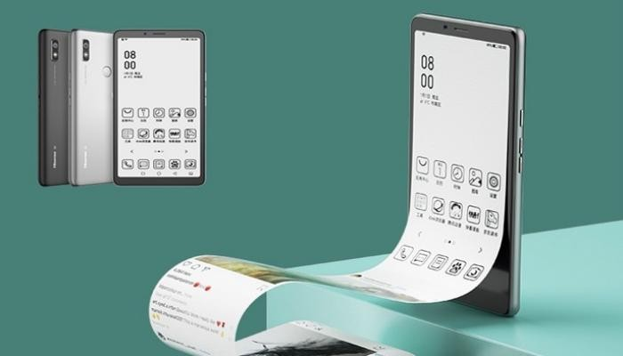 هواتف بشاشة الحبر الإلكتروني