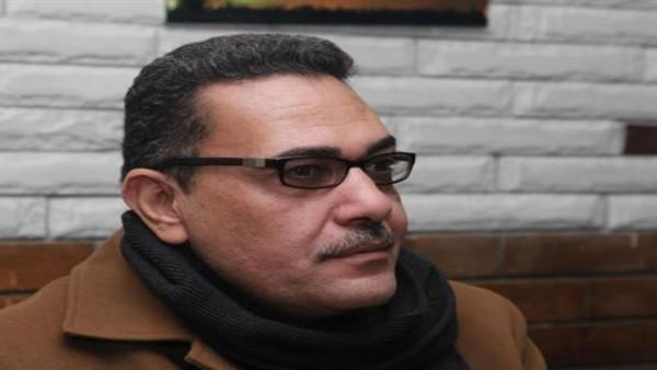 الروائي خالد إسماعيل