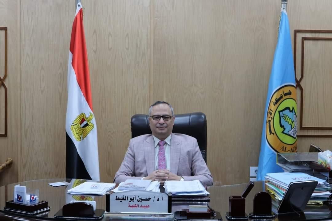 الدكتور حسين أبو الغيط