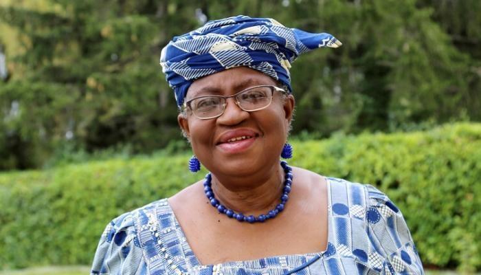 نجوزي أوكونجو إيويلا الفائزة بمنصب رئاسة منظمة التجارة العالمية