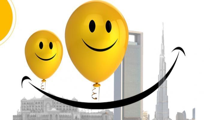 الإمارات الأولى عربيا في تقرير السعادة العالمي 2021