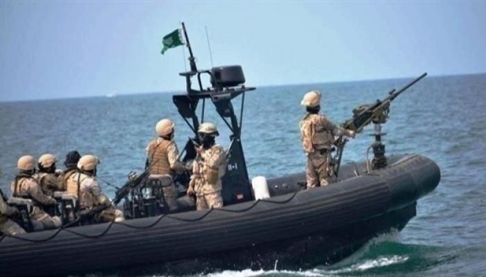 عناصر من البحرية السعودية- أرشيفية