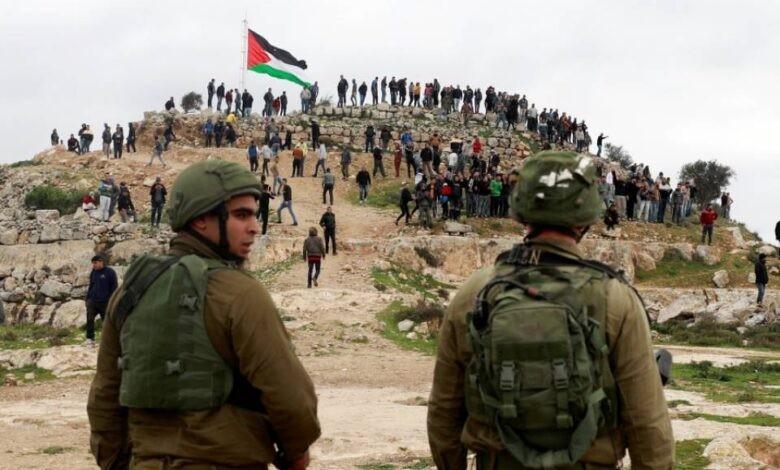 التصعيد الصهيوني