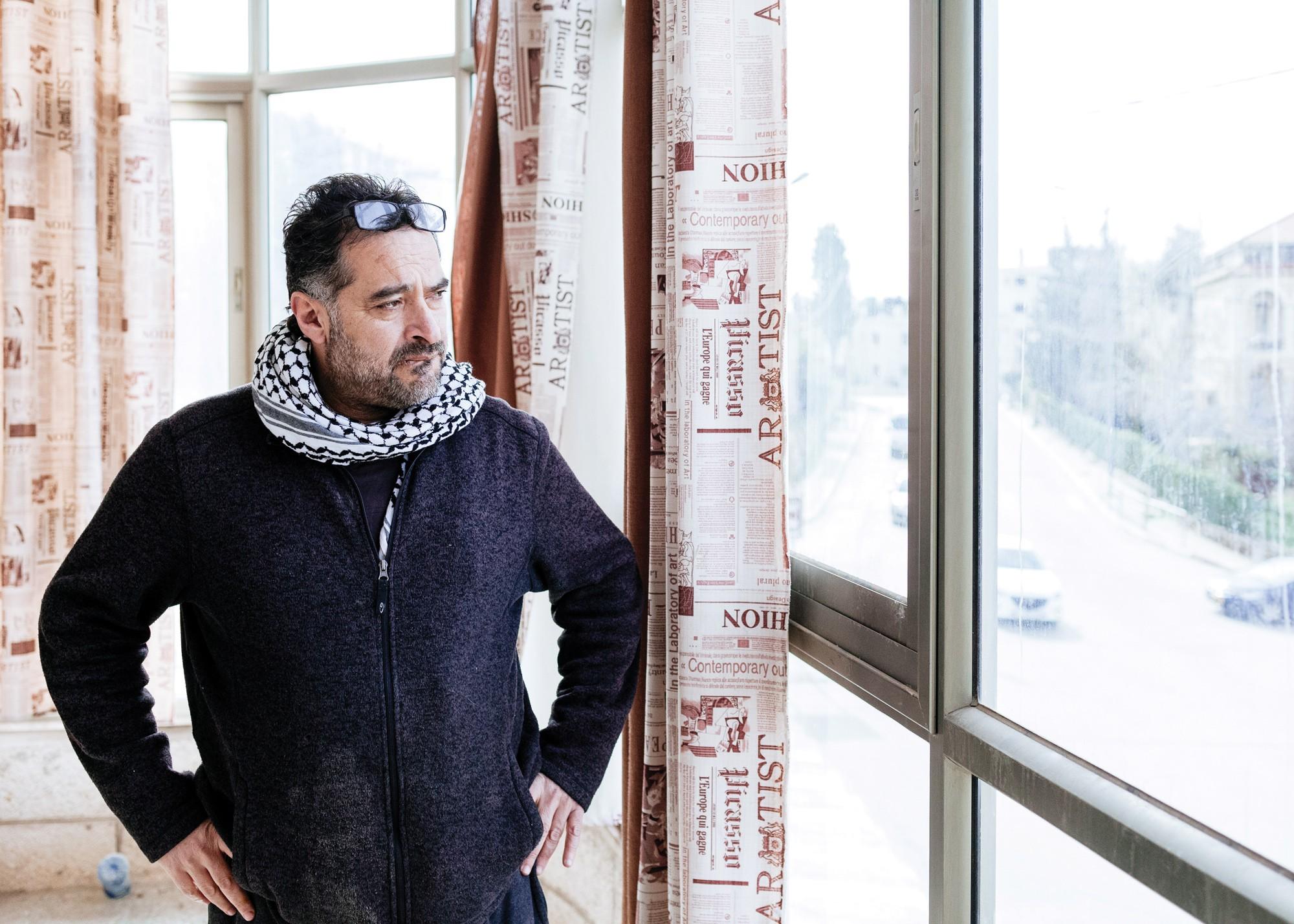 الفلسطيني خالد حوراني
