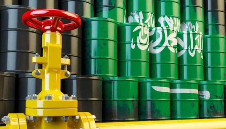 صادرات السعودية النفطية