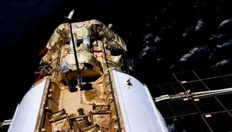 روسيا-محطة الفضاء الدولية