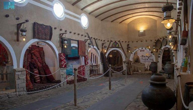 متحف الشريف بمدينة الطائف