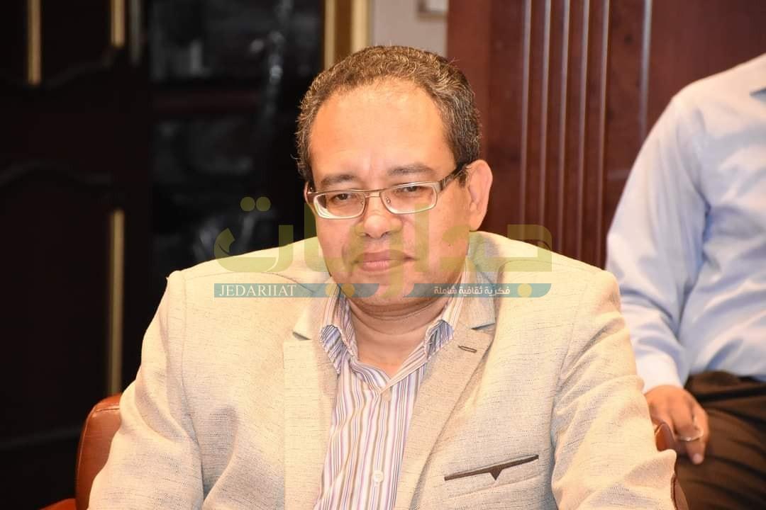 أ.د حسام عقل - رئيس ملتقى السرد العربي الدائم بالقاهرة