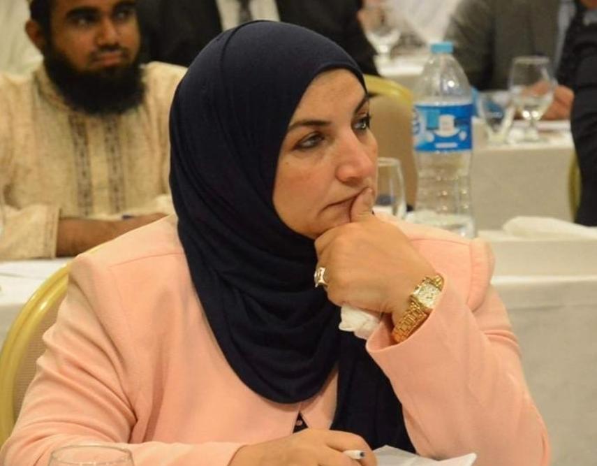 الدكتورة إلهام محمد شاهين